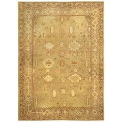 Camel Antique Indian Amritsar Rug