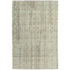 Terra Rug in Natural Wool