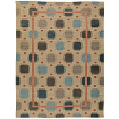Oversized Swedish Design Rug