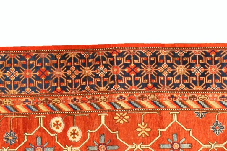20th Century Samarkand 'Khotan' Rug For Sale