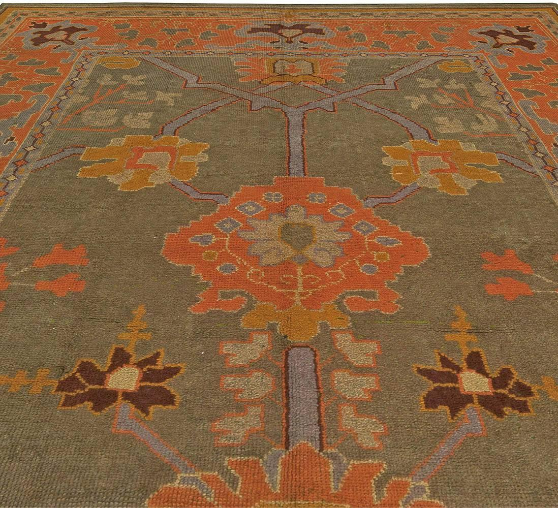 Antique Arts And Crafts Rugs: Vintage Arts And Crafts Rug For Sale At 1stdibs