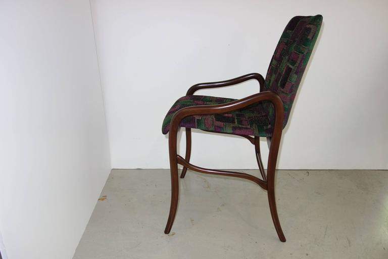 Enrico Ciuti Set of Six Dining Chairs 3