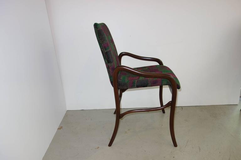 Enrico Ciuti Set of Six Dining Chairs 5