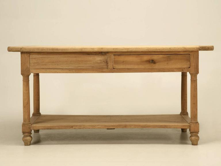 french kitchen island or work table at 1stdibs