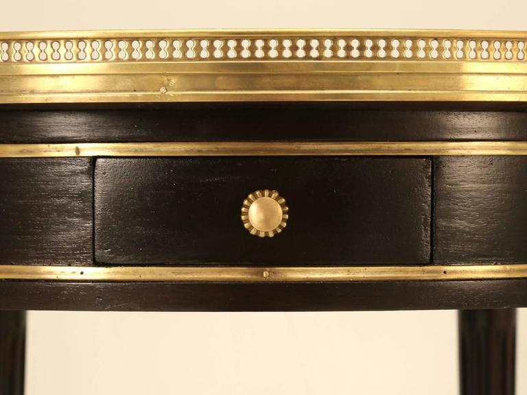 Louis XVI Style Side or Occasional Table 7