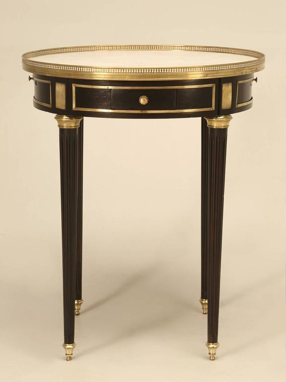 Louis XVI Style Side or Occasional Table 2