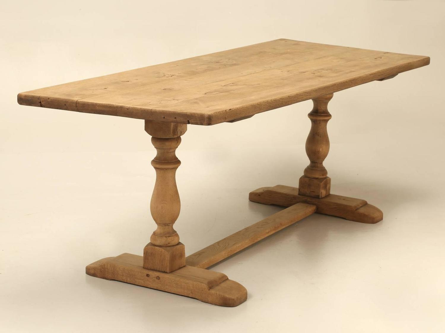 French antique trestle dining table for sale at 1stdibs - Antique french dining tables ...