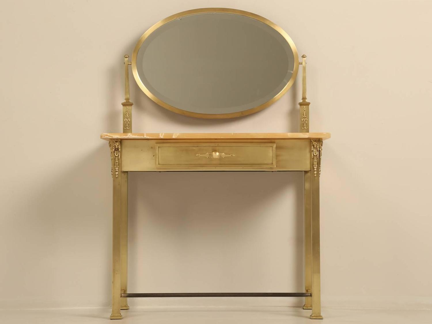 Original Design Straight From A Hollywood Stars Dressing Room Found By OliviaSmithist4 I Love This Modern Bathroom Mirror  Put On Your Makeup Like A True Movie Star By Using This Vanity Dressing Table With Mirror Wood Craftsmanship