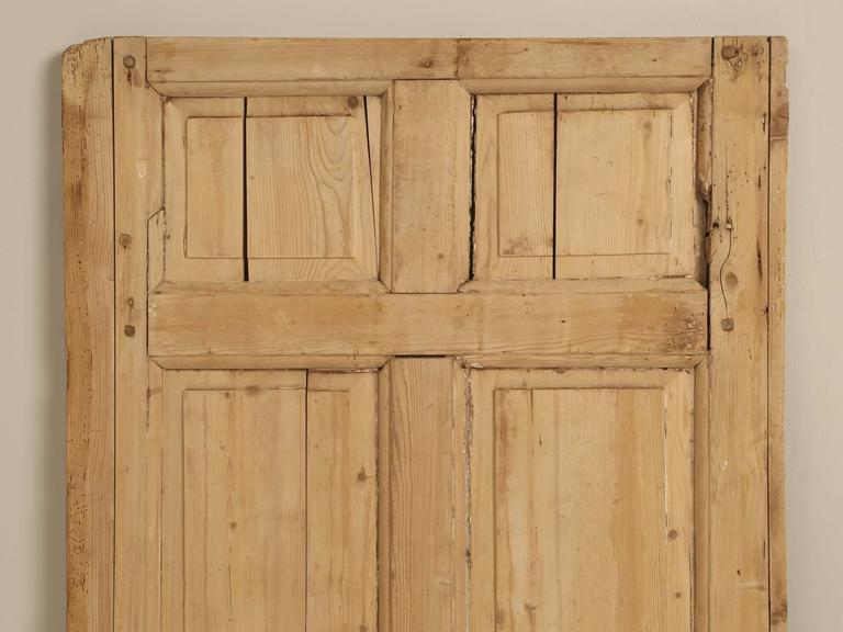 Years ago, when traveling through Derbyshire, England there was a very good  Irish pine - Antique Irish Pine Door At 1stdibs