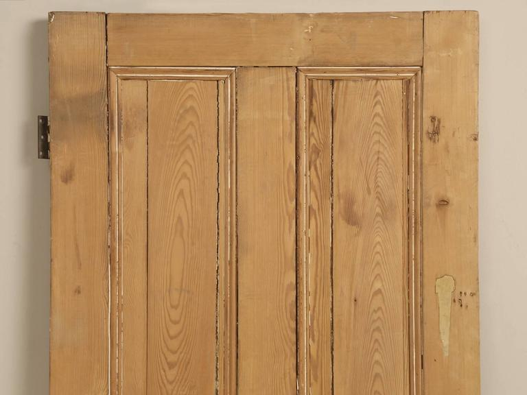We have a collection of (16) antique Irish pine doors from the 1800s that - Antique Irish Pine Door At 1stdibs