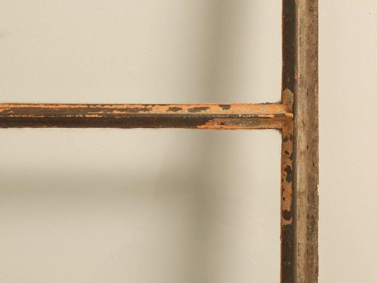 Antique American Steel Window For Sale 2