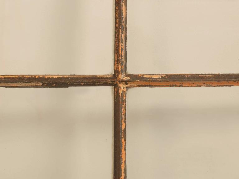 Antique Steel American Window For Sale 2
