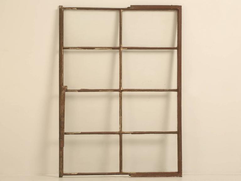 Antique Steel American Window For Sale 4