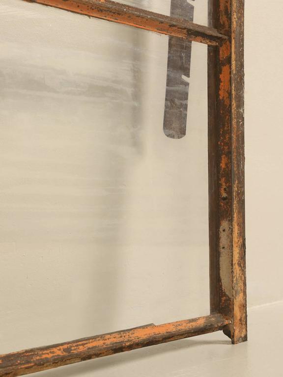 Antique Steel American Window For Sale 3