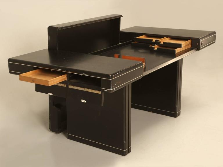 American Mid-Century Modern Desk and Dining Table For Sale 2