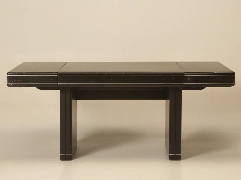 American Mid-Century Modern Desk and Dining Table For Sale 3