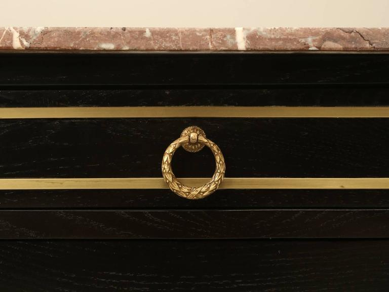 French Louis XVI Style Server For Sale 3