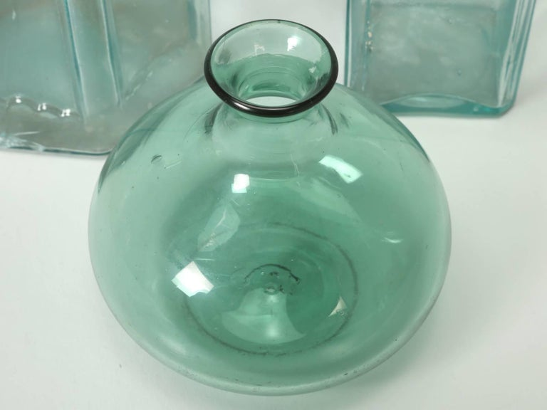 how to make glass jars look vintage