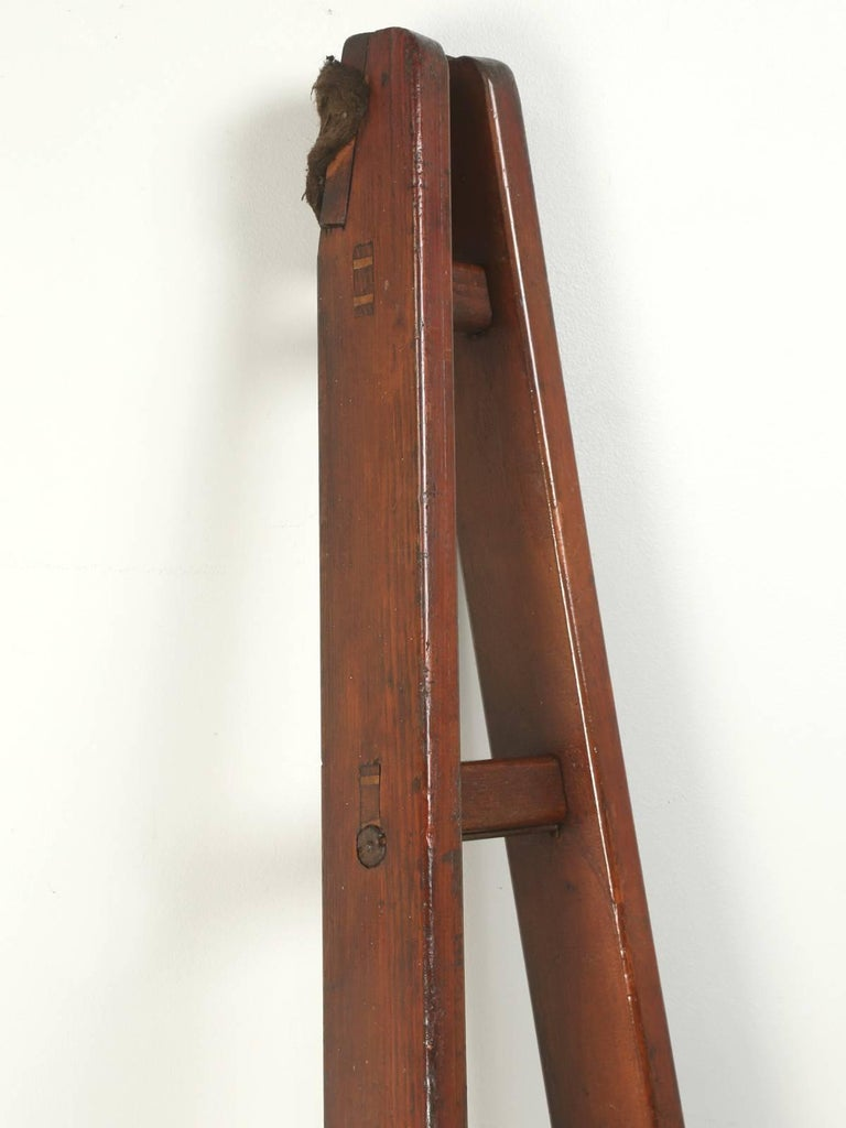 Antique Cherry Orchard French Ladder At 1stdibs