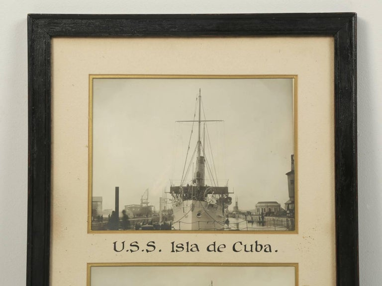 USS Isla de Cuba was a former Spanish Navy cruiser, captured by and commissioned into the United States Navy as a gunboat The warship was built in 1886–1987 for the Spanish Navy by Sir W.G. Armstrong Mitchell & Company, Newcastle upon Tyne, in