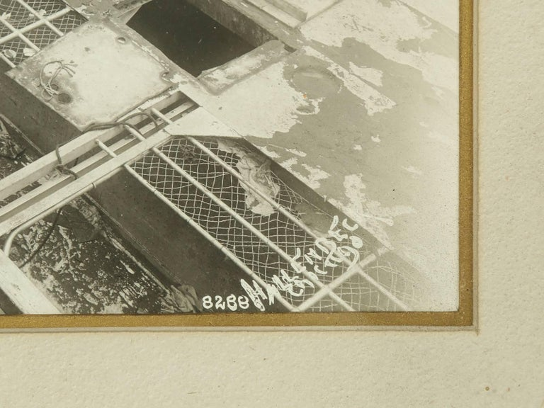 1915 Eastland Disaster in the Chicago River, Original Photograph For Sale 2