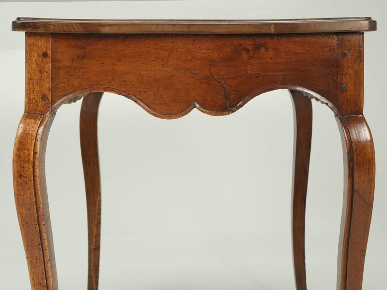 Antique French Louis XV Style Ladies Writing Table or Small Desk For Sale 5