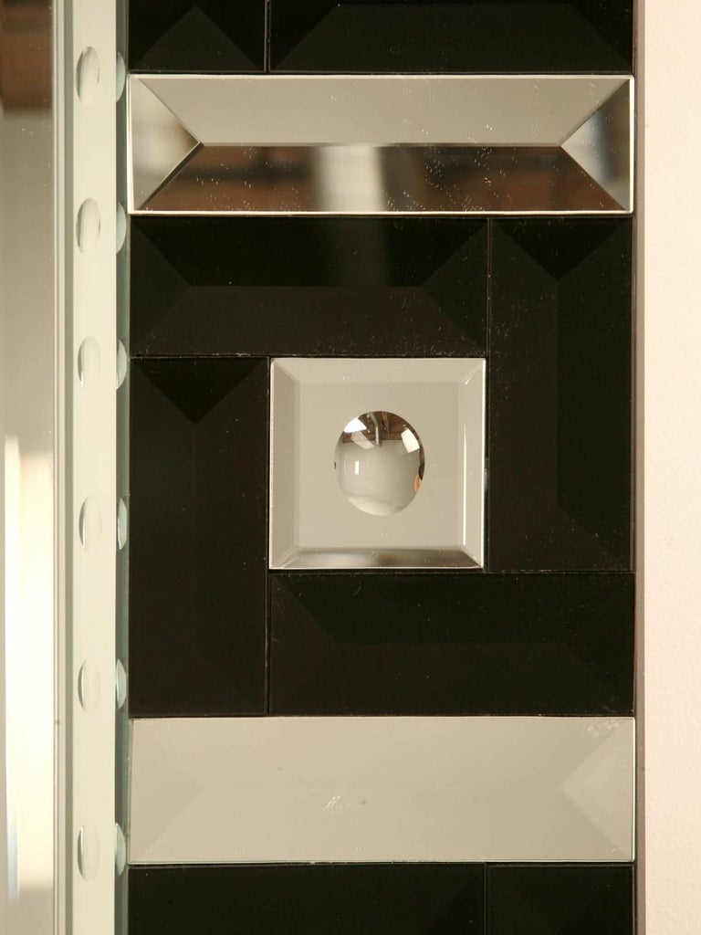 Contemporary Large Wall Mirror For Sale