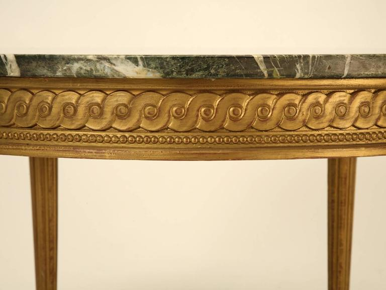 French Louis Xvi Style Coffee Table For Sale At 1stdibs