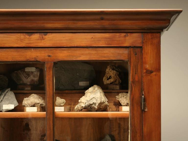French Specimen Cabinet or Bookcase, circa 1891 2