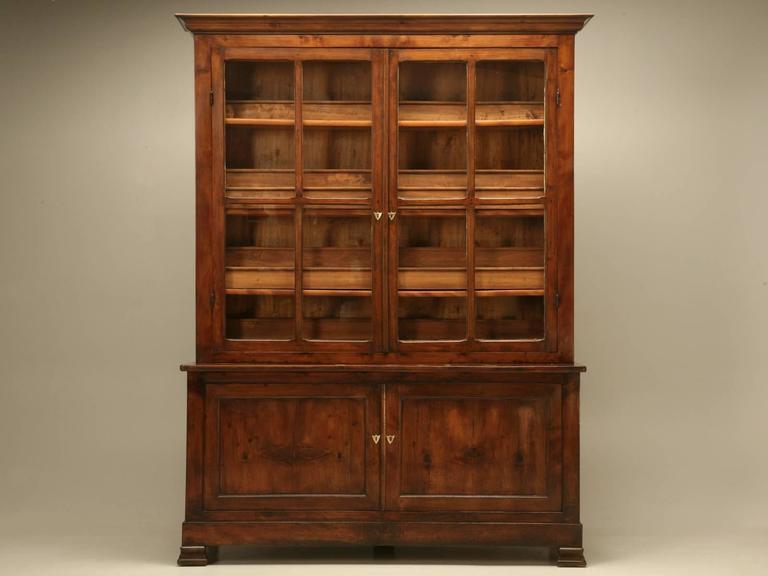 French Specimen Cabinet or Bookcase, circa 1891 10
