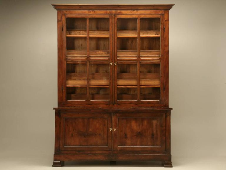 French Specimen Cabinet or Bookcase, circa 1891 For Sale 5