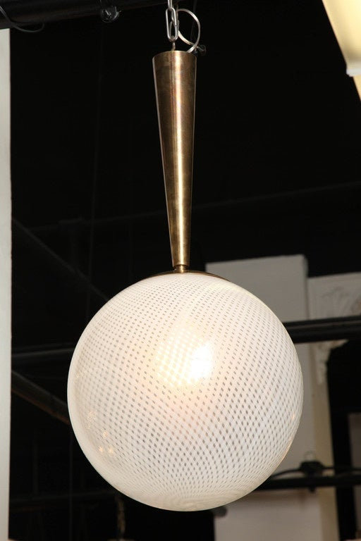 Pendent Light Designed by Carlo Scarpa 2