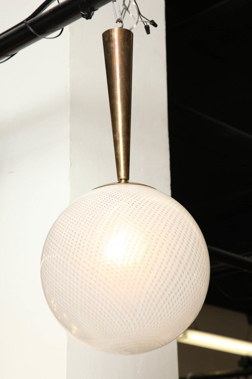 Pendent Light Designed by Carlo Scarpa 6