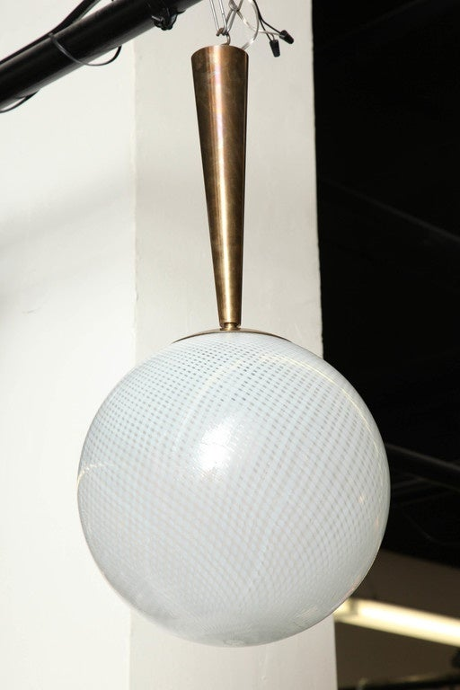 Pendent Light Designed by Carlo Scarpa 7