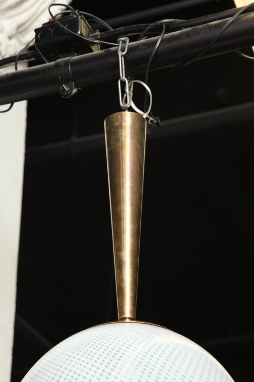 Pendent Light Designed by Carlo Scarpa 8