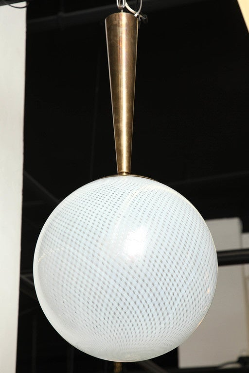 Pendent Light Designed by Carlo Scarpa 9