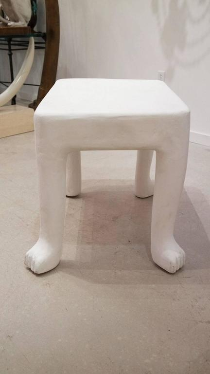 Late 20th Century John Dickinson Original African Series Table For Sale