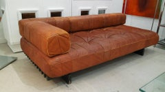 De Sede Leather Daybed
