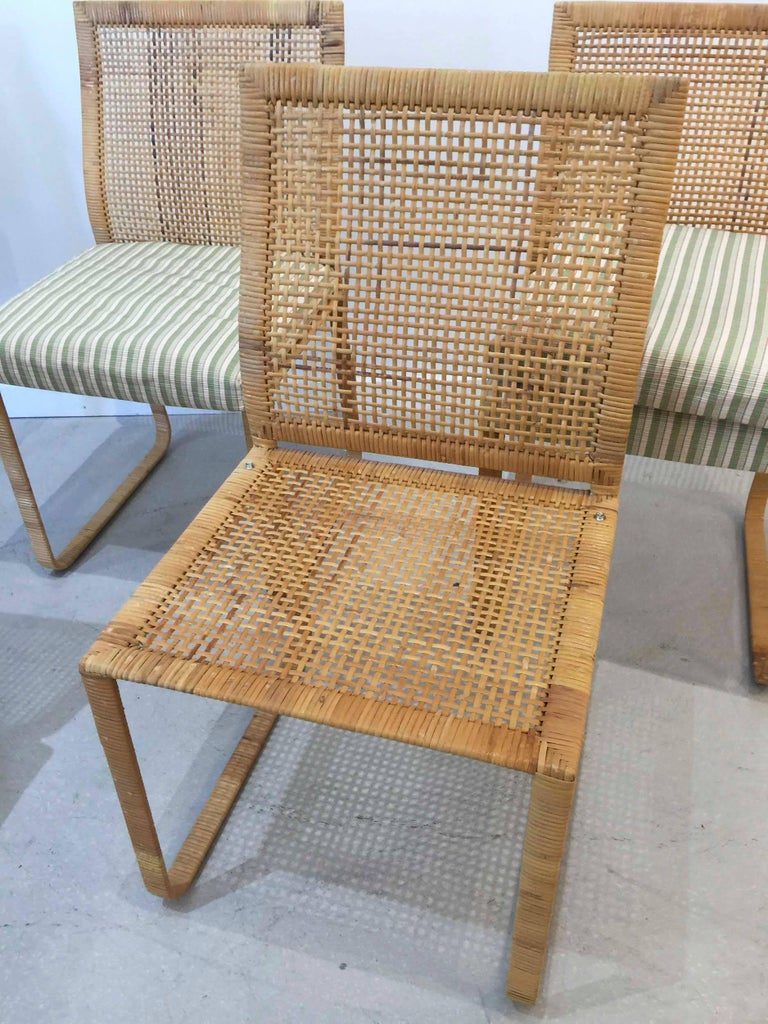 Set of Six Dining Chairs by Harvey Probber 6
