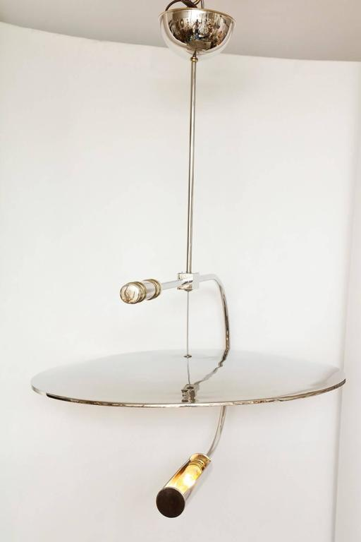 The Phaeton Ceiling Light In Excellent Condition For Sale In New York, NY