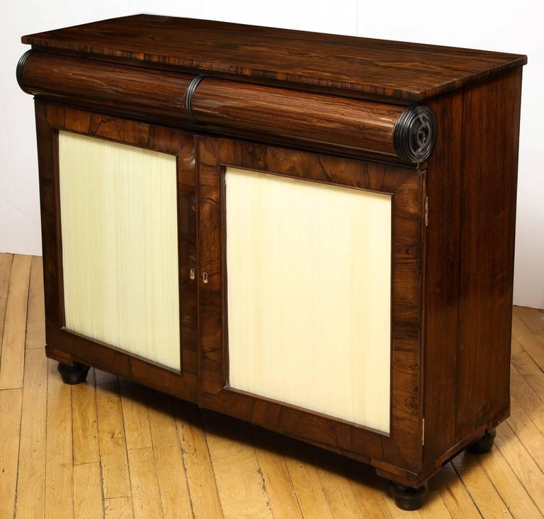 Rosewood Bar Cabinet For Sale 1