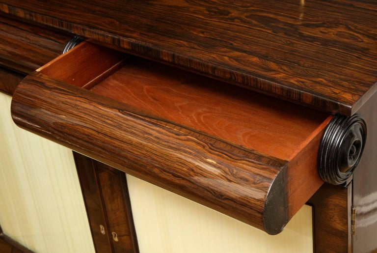 Rosewood Bar Cabinet For Sale 3