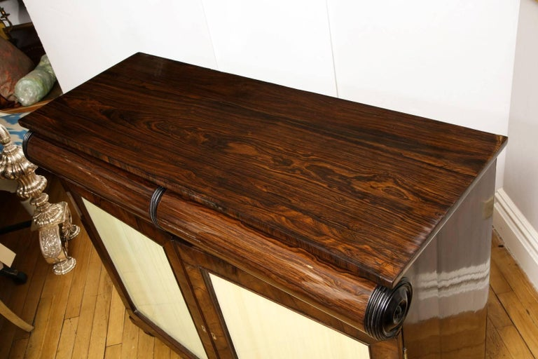 Rosewood Bar Cabinet For Sale 4