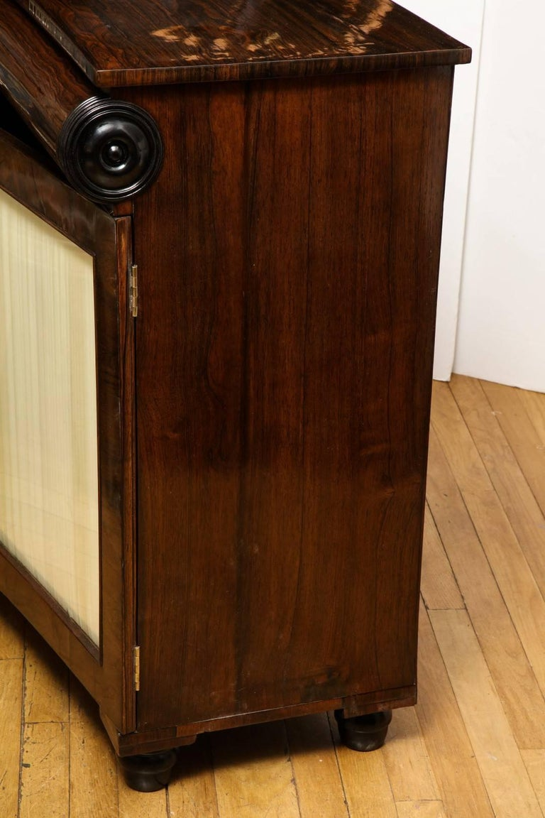Rosewood Bar Cabinet For Sale 5
