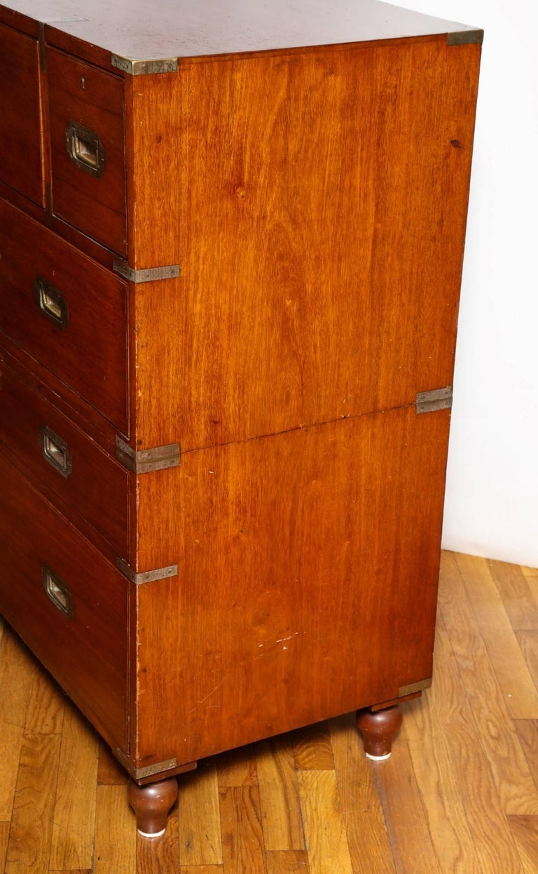 Anglo-Indian Campaign Chest For Sale 3