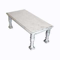 Marble Bench / Coffee Table from India