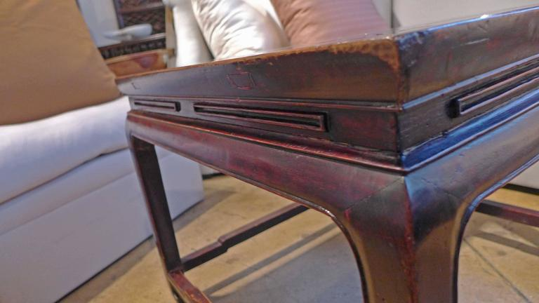 20th Century Square Coffee Table For Sale
