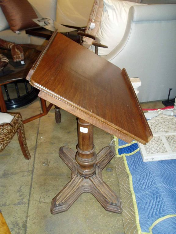 Other Walnut Adjustable Table,