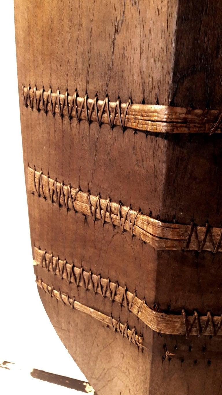 Vintage Bahau Shield From Borneo At 1stdibs