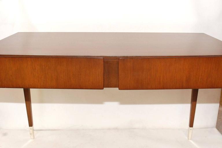 Mid-Century Modern Rare Gio Ponti Desk For Sale